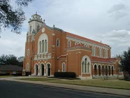 Brenham, TX : St. Mary's