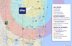 Map Of The Villages Florida by Urbn Village New Residences In Oakland Park Florida