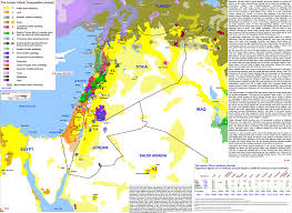Jordan Country Map 40 Maps That Explain The World History And Ancient History