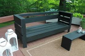 Modern Outdoor Sofa by Easy Modern Outdoor Sofa Buildsomething Com