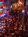 Hong Kong Hustle » Lan Kwai Fong Halloween - Hong Kong nightlife ...