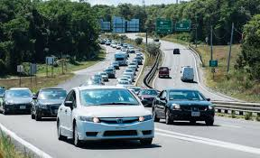 unlocking gridlock how to avoid traffic coming on and off the