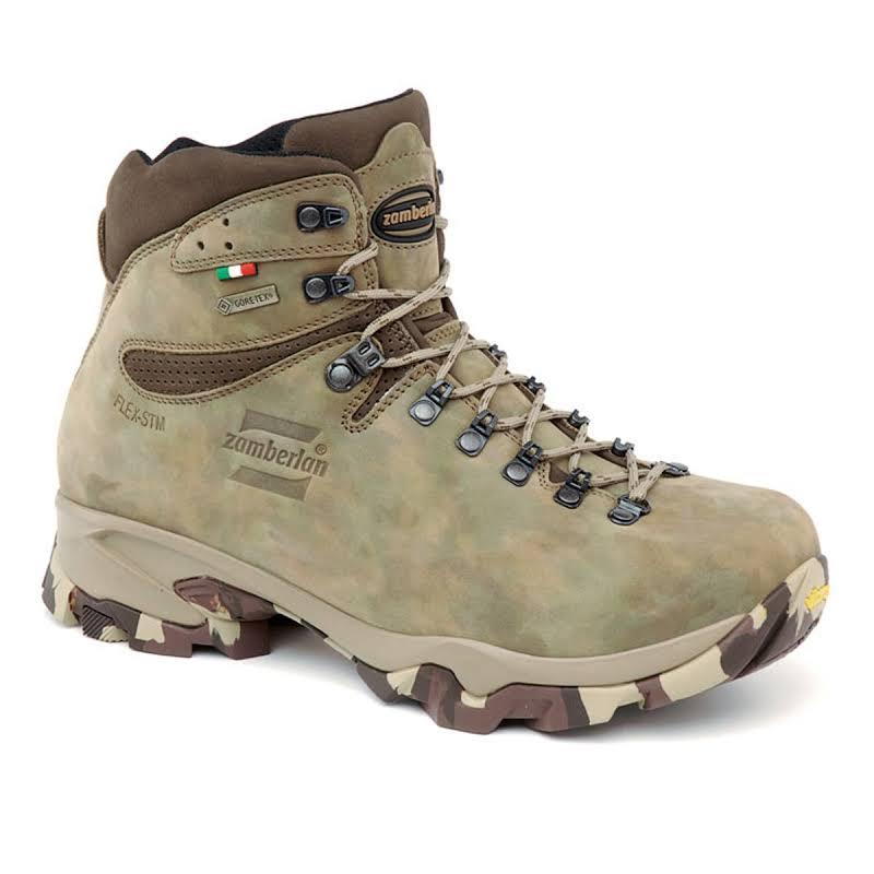 Zamberlan Leopard GTX Hunting Boots Camo Medium 9.5 1013CMM-Medium-9.5