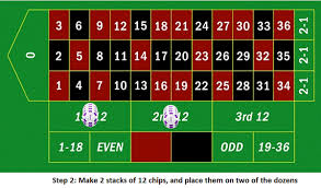 Best Roulette Strategy for Optimal Results Top Ten Roulette Casinos step  a