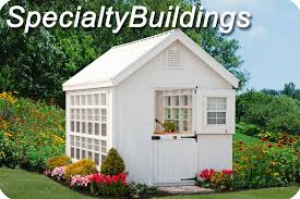 Backyard Storage Building by Cottage Kits Playhouses Little Cottage Company Storage Shed