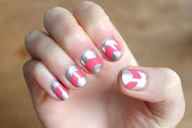 fantastic silver nail art design womenitems com