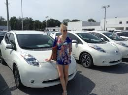 nissan leaf used car cleantechnica busts into electric car wilderness cleantechnica