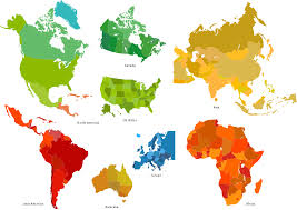Thematic Maps Spatial Infographics Design Elements Location Map Visualization
