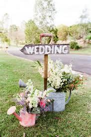 composition florale haute mariage champêtre chic en 30 idées déco pleines de fraîcheur