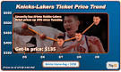 SLAM ONLINE | » Ticket Prices Skyrocket as LINSANITY Continues