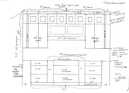 how deep are kitchen cabinets kitchen decoration