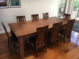 Recycled Timber Dining Table In Melbourne Region VIC Dining - Timber kitchen table