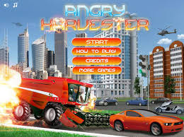 Angry Harvester