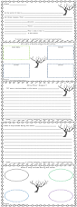 kindergarten lined writing paper 77 best writing ideas kindergarten and first grade images on 1 00 writing ela science weather four seasons when i step outside during the if i