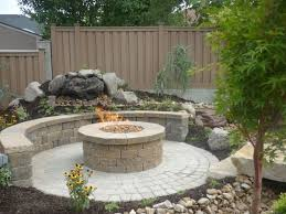 Fire Pit Pad by Raised Fire Pit Fire Pit Ideas