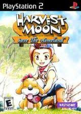 Hands on With Harvest Moon  Save the Homeland  PS