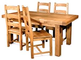 Wood Dining Room Dining Room Table Wood In Brilliant All Wood Dining Room Table