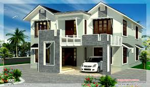2800 Square Foot House Plans 2800 Square Feet Sloping Roof 4 Bedroom House Kerala Home Design