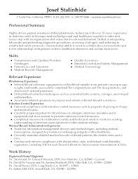 medical lab technician resume sample lawyer assistant sample resume medical interpreter cover letter professional phlebotomy technician templates to showcase your medical interpreter resume