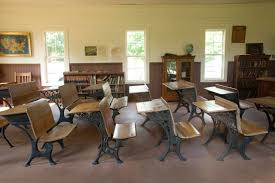 summit one room schoolhouse