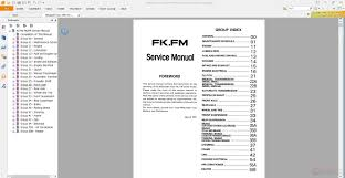 100 kubota hydralic loader service manual kubota b26