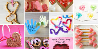 75 easy valentine u0027s day crafts for kids personal creations blog