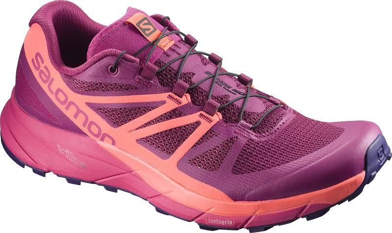 Salomon Sense Ride Trail Running Shoe Women