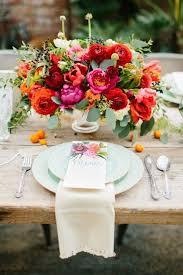 Rainbow Wedding Centerpieces by 4 Summer Wedding Centerpiece Ideas Weddbook