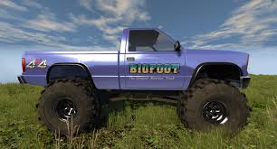 bigfoot monster truck wiki wip beta released d series bigfoot monster truck updated 8 8 17