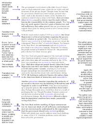 research paper grading rubric FAMU Online Your history term paper     s main body should also have the following points