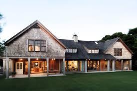 Home Modern Wainscott Main House Modern Shingle Style Architecture Hlbh