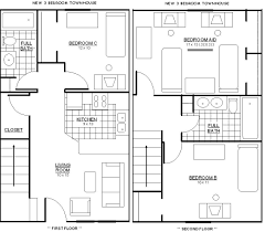 simple 3 bedroom house floor plans bungalow learn more draw