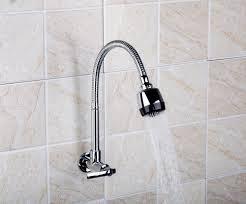 online get cheap wall mounted kitchen faucet spray aliexpress com
