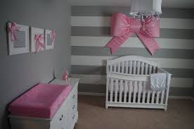 nursery room grey and pink u2013 affordable ambience decor