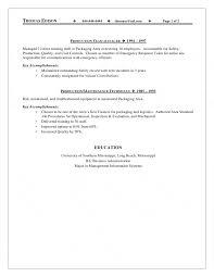 Food And Beverage Supervisor Job Description Supervisor Resume