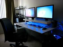 Gameing Desk by Desk Corner Gaming Desk Meliorism Simple Computer Throughout