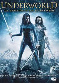 Underworld: La rebelión de los licántropos (2009) [Latino]