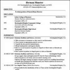 Resume Writer For Mac   Administrative Assistant Resume Format
