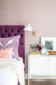 Purple Bedroom Furniture by Best 20 Purple Headboard Ideas On Pinterest Purple Bedroom