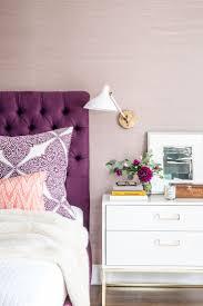 Purple Bedroom Furniture by Best 20 Purple Headboard Ideas On Pinterest Purple Bedroom