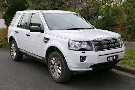land rover freelander wikipedia