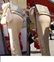 着物のパンティーライン|着物パンティーライン画像掲示板
