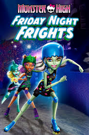 Monster High: Friday Night Frights (TV)