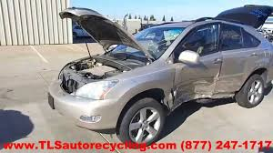 used lexus rx 350 washington state parting out 2007 lexus rx 350 stock 5007rd tls auto recycling