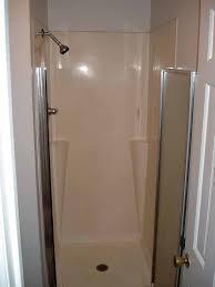 one piece bathtub shower combo best shower