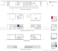 20 kaufmann house floor plan