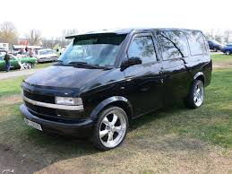 2001 chevrolet astro information and photos zombiedrive