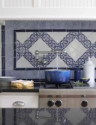 you cant beat this tile as a backsplash for the range many