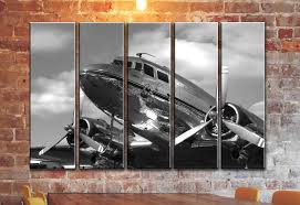 aircraft wall art airplane wall art plane engine canvas wall zoom