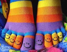 День одинаковых носков